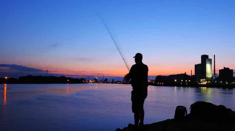 Angelschein Bremen Fischereischein Bremen Industriehafen Angler