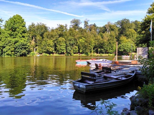 Angelschein Darmstadt Oberwaldhaus Steinbrücker Teich