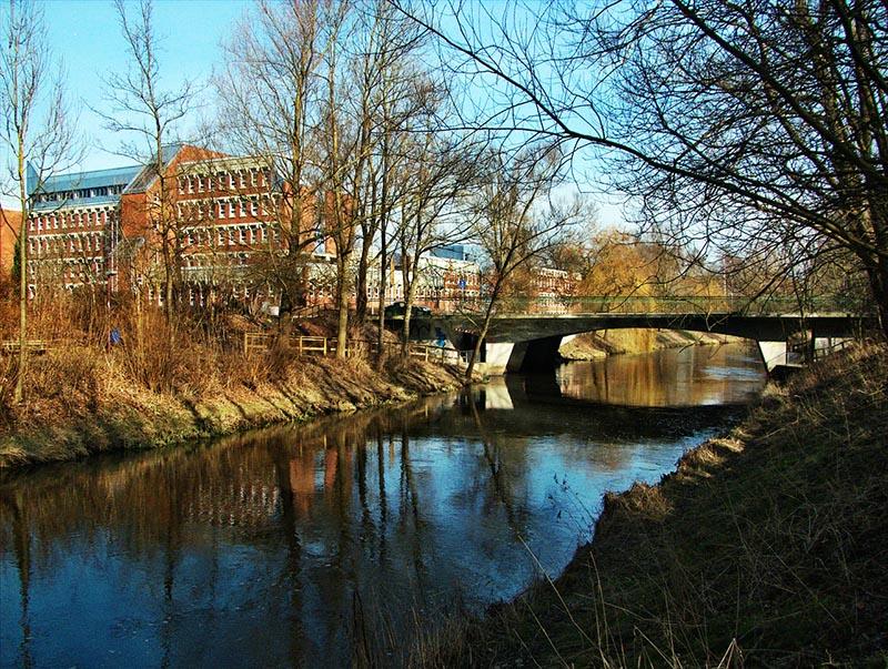 Fischereischein Bad Oldesloe Travebrücke