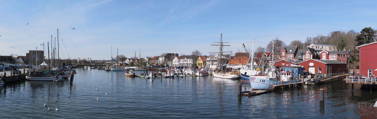 Angelschein Dorsten - Hafen