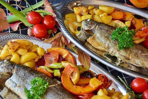 Angelschein Cloppenburg - Fischgerichte