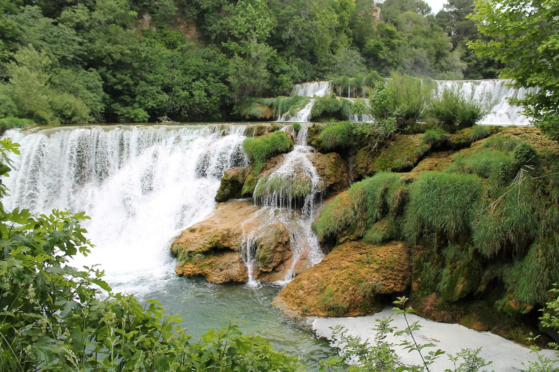 Angelschein Herford - Wasserfall